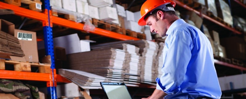 You can manage your warehouse with our Warehouse Management