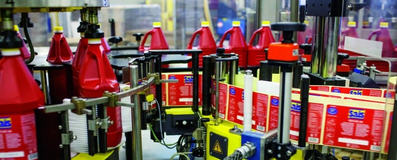 We provide the perfect technology for printing labels controlled by production line