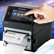 Intelligent printing with the new SATO CT4-LX