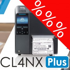 SPECIAL OFFER NEW SATO CL4NX Plus