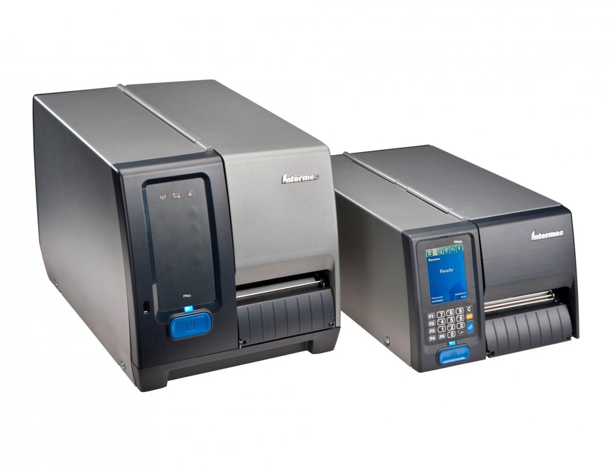 Honeywell PM43/PM43c mid-range industrial label printer ...