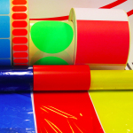 Thermal transfer ribbon COLOUR