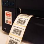 Samolepicí etikety s potiskem